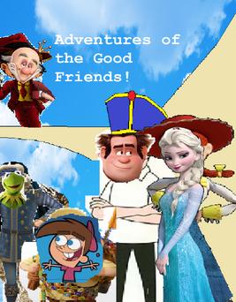 Adventures of the Good Friends (Jimmyandfriends)