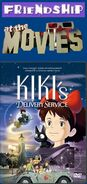 Friendship At The Movies - Kiki's Delivery Service