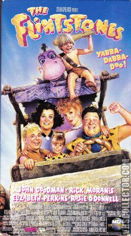 File:The Flintstones VHS Front Cover.jpg
