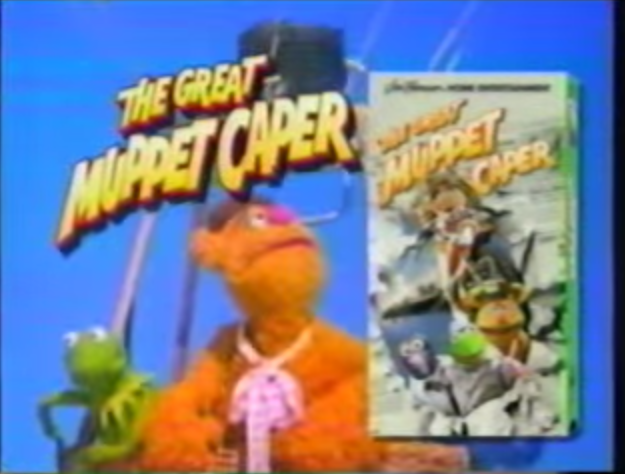 File:The Great Muppet Caper Trailer (1999 Columbia TriStar Home Video Version).png