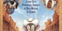 Opening To An American Tail Fievel Goes West AMC Theaters (1991)