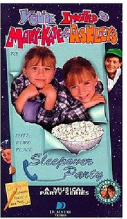 Mary Kate And Ashley Sleepover Party