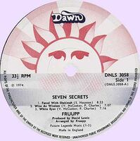 Seven Secrets (label)