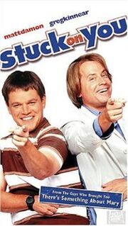 Stuck On You VHS