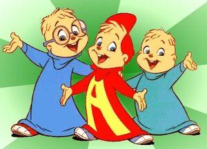 The Chipmunks alvinthechipmunk