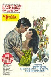 1965 - The Sandpiper Movie Poster -1
