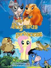 Gryffonmanic s the pegasus princess by rogersgirlrabbit-d4kbpwz