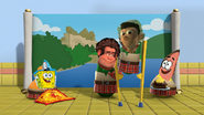 Kilts sheen