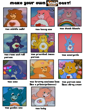 CareBearsFamilyLoudHouseRecast