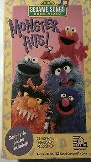 Sesame-Street-Monster-Hits-VHS