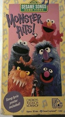 File:Sesame-Street-Monster-Hits-VHS.jpg