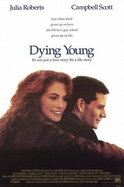 1991 - Dying Young Movie Poster