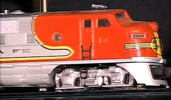 2343 Santa Fe F-3