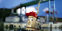 Theodore Tugboat/Characters/Gallery