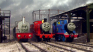 Thomas, James, and Stanley