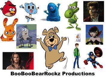 BooBooBearRockz Productions