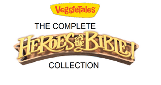 The Complete Heroes of the Bible Collection