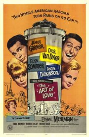 1965 - The Art of Love Movie Poster