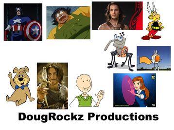 DougRockz Productions