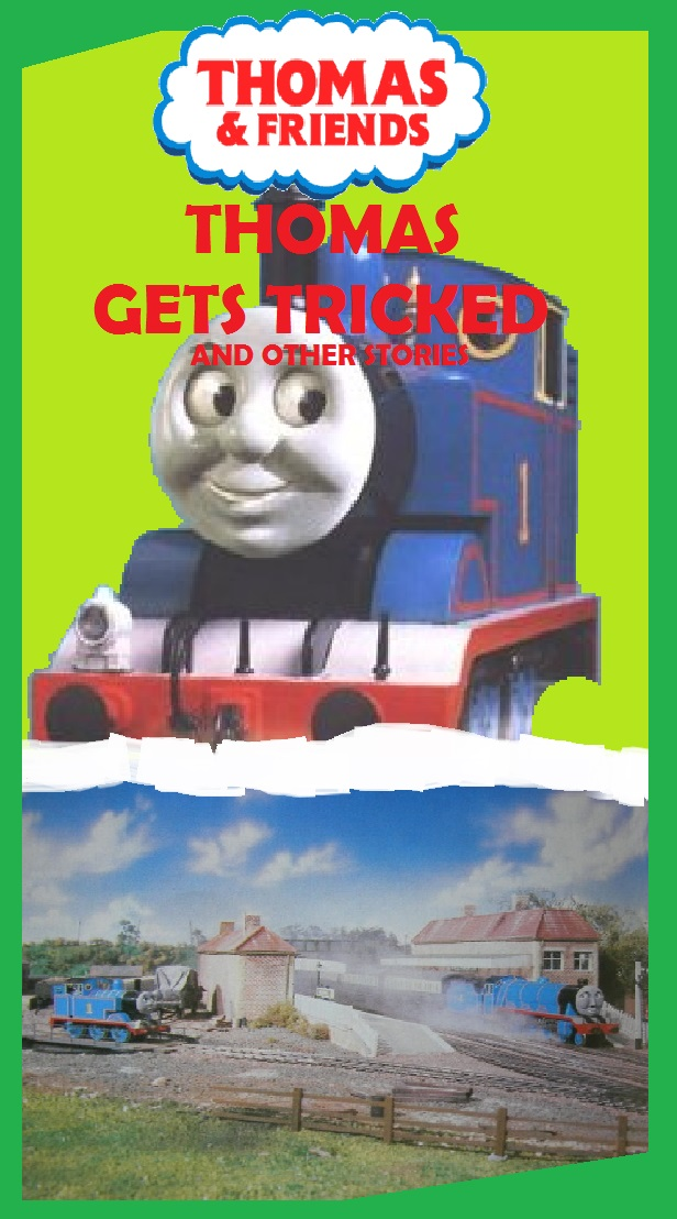 USA Thomas Gets Tricked and other stories 5