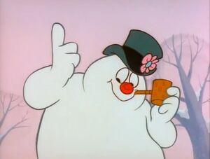 Frostythesnowman-character