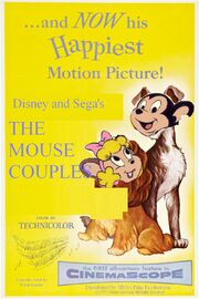 The Mouse Couples Poster