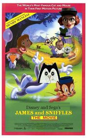 James and Sniffles The Movie Poster