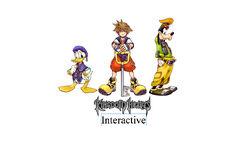 Kingdom Hearts Interactive logo