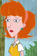 Linda's Messup Hair