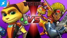 Ratchet&ClankVSJak&Daxter