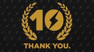 Thank You For An AMAZING 10 Years!