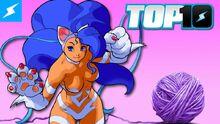 Top10P-$$iesInVideoGames