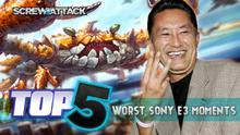 Top5WorstSonyE3Moments