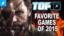 Top10FavoriteGamesof2015