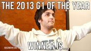 Theg1OfTheYearFor2013Is...