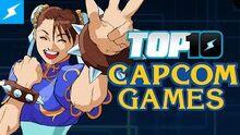 Top10CapcomGames