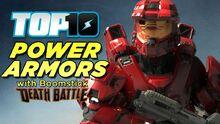 Boomstick'sTop10PowerArmors