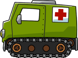 Armored Ambulance