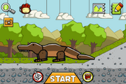 Scribblenauts Remix Alligator