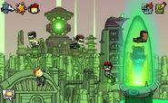 Scribblenauts Unmasked Green Lanterns