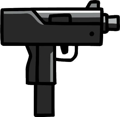 machine pistol list