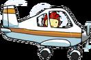 Prop Plane Usage