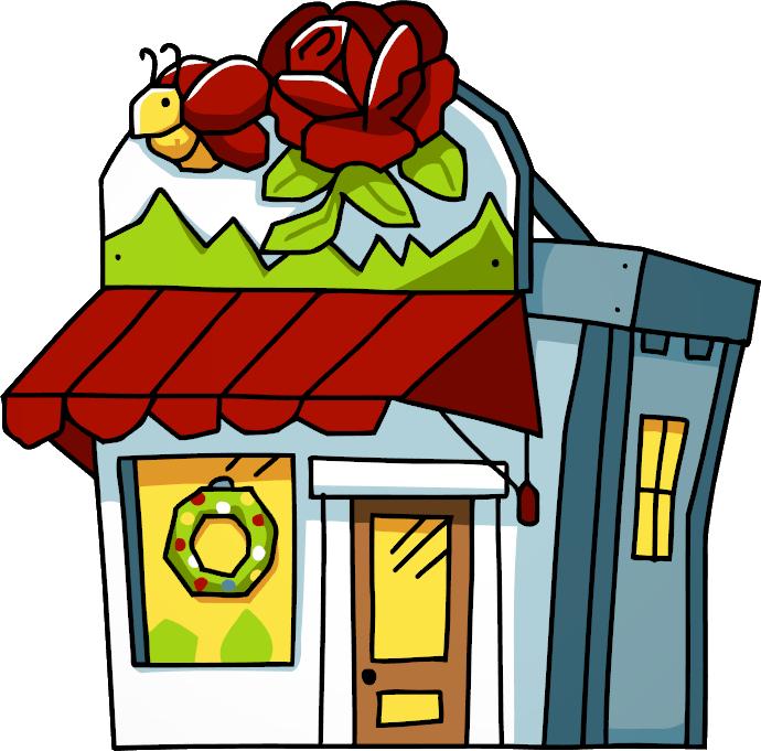 Image - Flower Shop.png | Scribblenauts Wiki | FANDOM ...