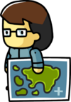 Cartographer Female
