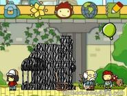Scribblenauts unlimited 3DS street