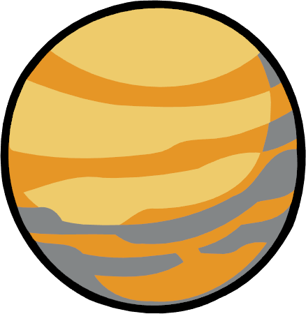 jupiter clip art planet png - photo #18