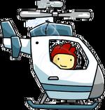 Coaxial Rotor Usage