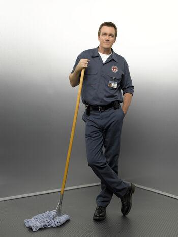 janitor scrubs wiki fandom powered by wikia