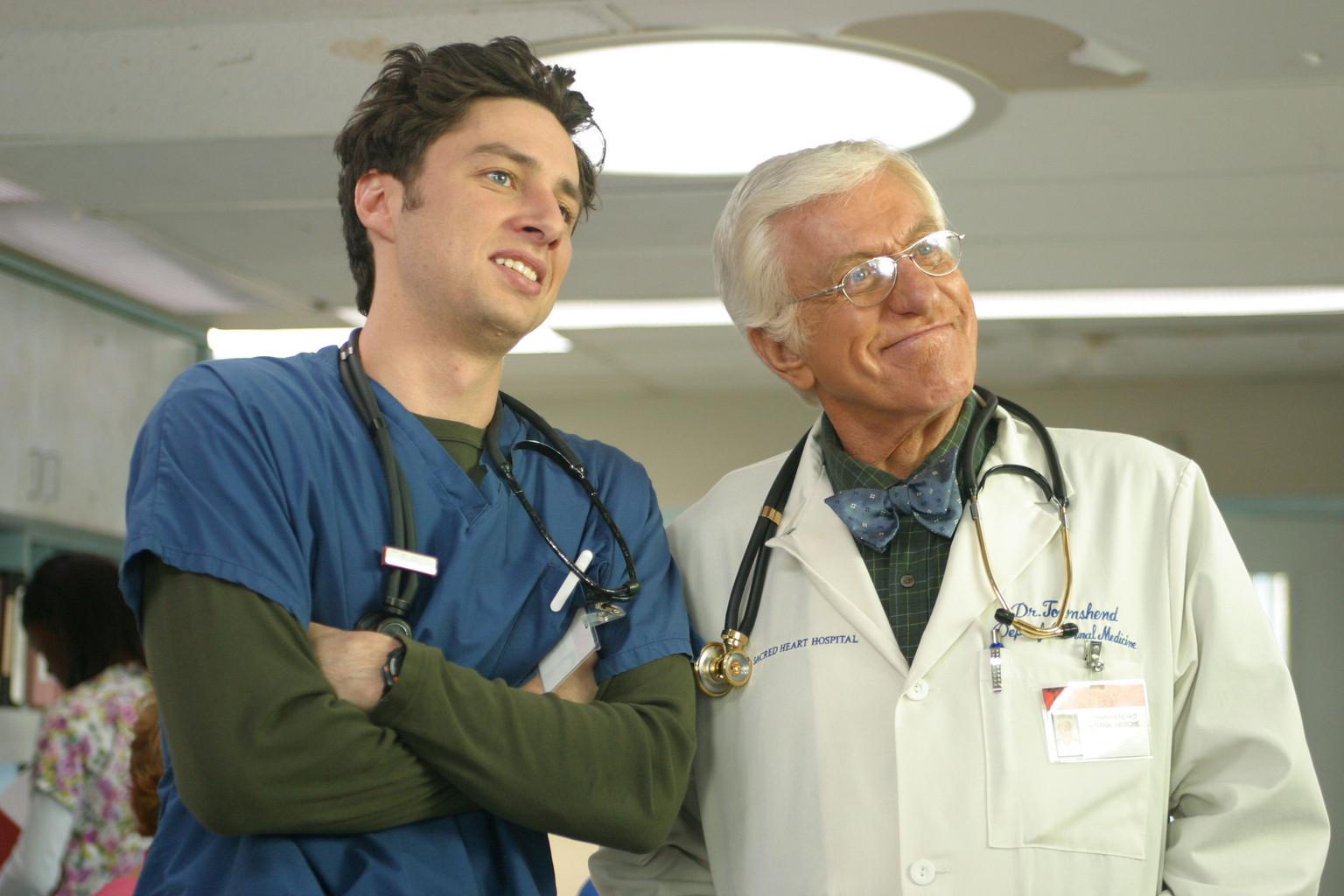 dick van dyke doctor