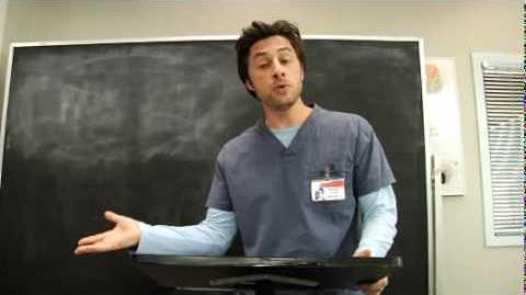 Scrubs Interns - Webisode 2 - Our Meeting With JD 7 1 2009